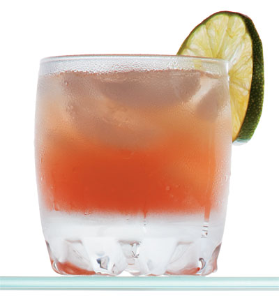 flamingo cocktail