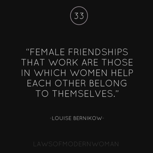 Female Friendships: what I want to teach my daughter.